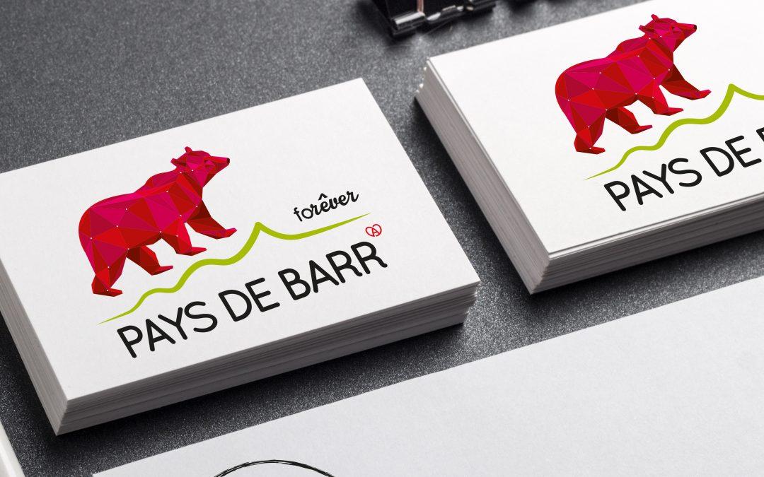 Charte graphique du PAYS DE BARR –  BARR